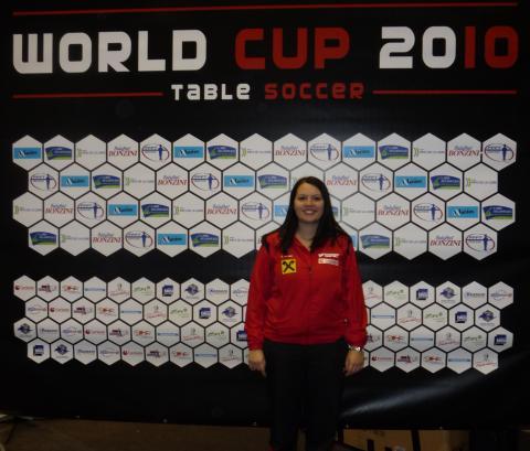 2010 WM Teilnahme