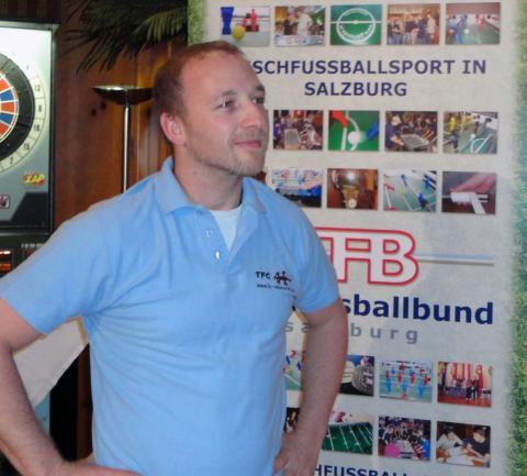 Ausnahmespieler Sascha Soriat